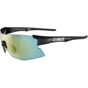 Bliz Tempo M12 Smallface Glasses black/brown with gold multi